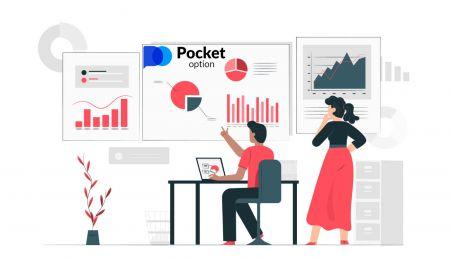 Cara Deposit dan Perdagangan Opsyen Digital di Pocket Option